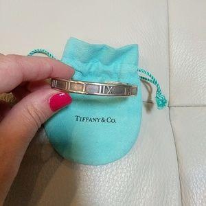 Tiffany & co Atlas cuff